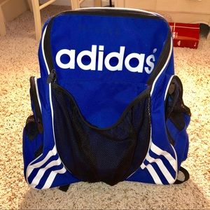 Adidas Soccer Bag and Athletics Bag Gym Backpack
